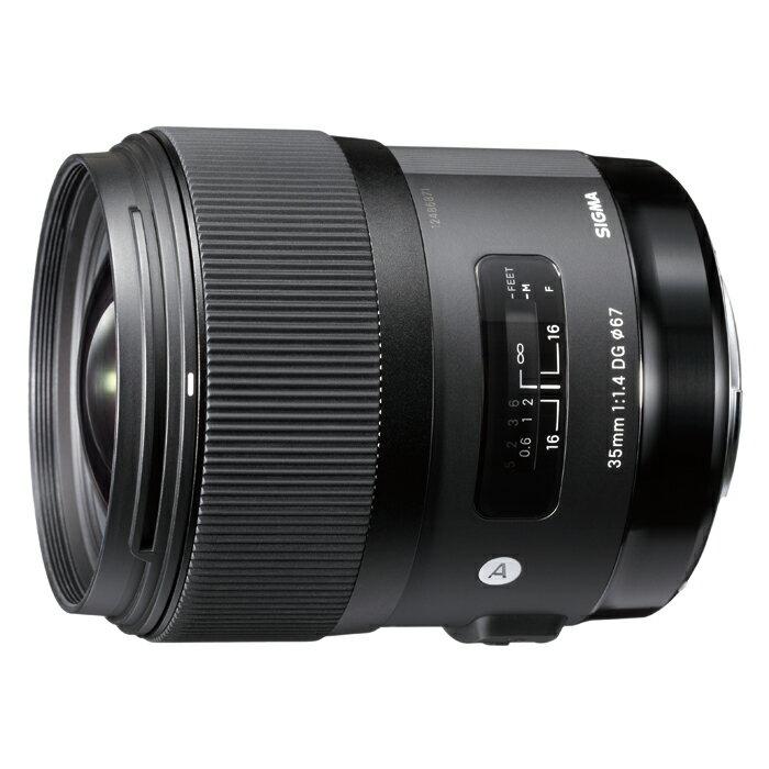 《新品》 SIGMA(シグマ) A 35mm F1.4 DG HSM(キヤノン用)[ Lens   交換レンズ ]【KK9N0D18P】