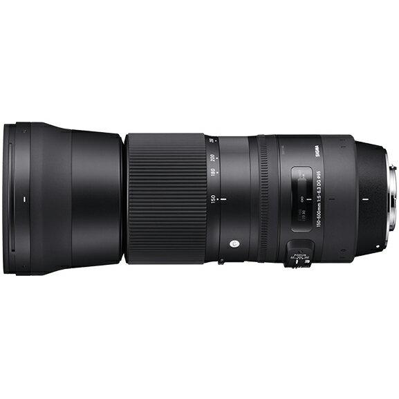 《新品》 SIGMA (シグマ) C 150-600mm F5-6.3 DG OS HSM(キヤノン用)[ Lens | 交換レンズ ]