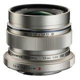 《新品》 OLYMPUS(オリンパス) M.ZUIKO DIGITAL ED 12mm F2.0 (マイクロフォーサーズ)[ Lens | 交換レンズ ]〔レンズフード別売〕