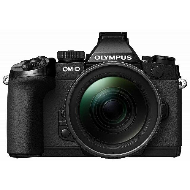 【あす楽】《新品》 OLYMPUS(オリンパス) OM-D E-M1 12-40mm F2.8レンズキット[ ミラーレス一眼カメラ | デジタル一眼カメラ | デジタルカメラ ] 【1000円以上ご購入で送料無料!・代引き手数料無料!】