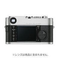 《新品》Leica(ライカ)Mモノクロームシルバー[デジタルカメラ]