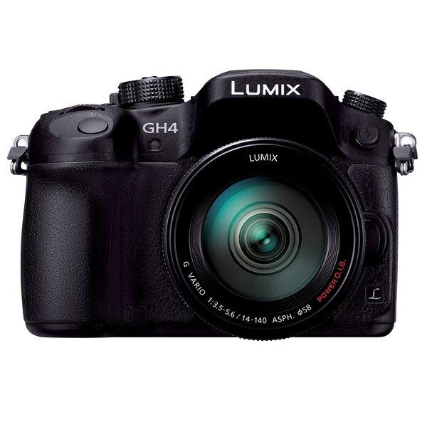 《新品》 Panasonic(パナソニック) LUMIX DMC-GH4H レンズキット[ ミラーレス一眼カメラ | デジタル一眼カメラ | デジタルカメラ ]