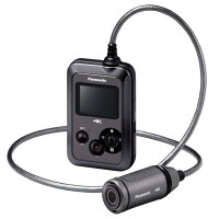 《新品》Panasonic(パナソニック)ウェアラブルカメラHX-A500-Hグレー発売予定日:2014年6月12日