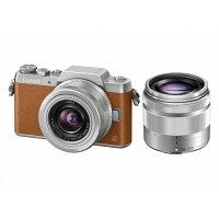 《新品》Panasonic(パナソニック)LUMIXDMC-GF7W-Tブラウン[デジタル一眼カメラ|デジタルカメラ]発売予定日:2015年2月13日
