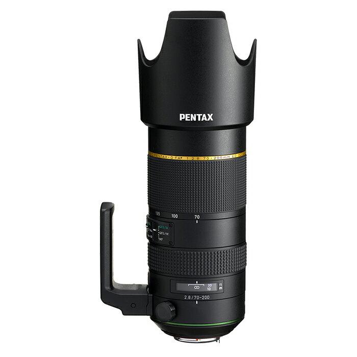 《新品》 PENTAX (ペンタックス) HD D FA*70-200mm F2.8ED DC AW発売予定日 :2016年3月18日【K-1 プレミアムデビューキャンペーン対象】