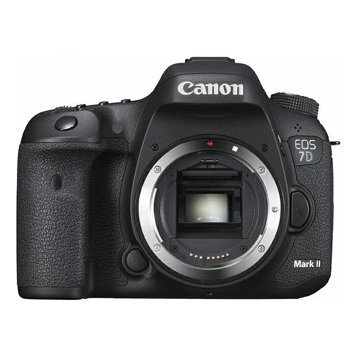 【あす楽】《新品》 Canon(キヤノン) EOS 7D Mark II ボディ[ デジタル一眼レフカメラ | デジタル一眼カメラ | デジタルカメラ ]