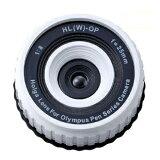 《新货》HOLGA HOLGA镜片HL(W)-OP-WE (奥林巴斯PEN用)(白)[《新品》HOLGA HOLGAレンズ HL(W)-OP-WE (オリンパスPEN用)(ホワイト)]