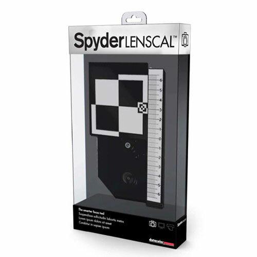 《新品アクセサリー》 Datacolor (データカラー) SpyderLensCal