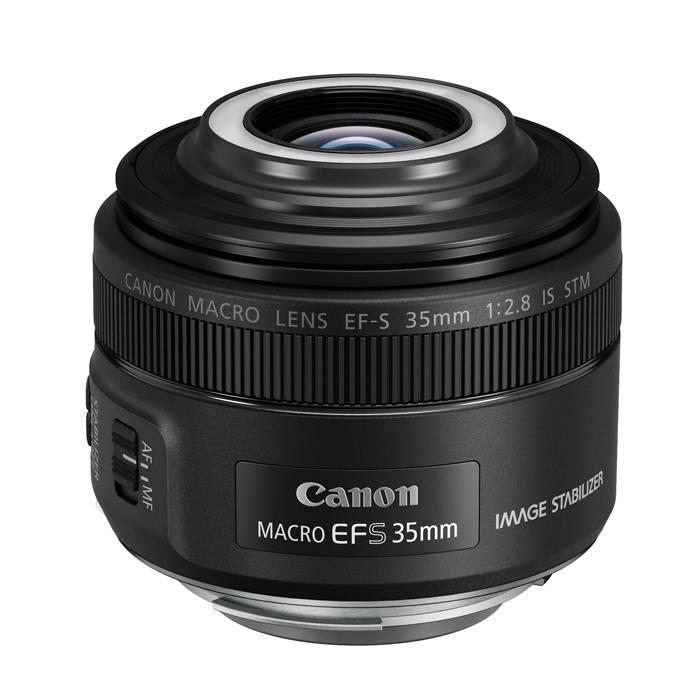 《新品》 Canon(キヤノン) EF-S35mm F2.8 マクロ IS STM[ Lens | 交換レンズ ]【KK9N0D18P】