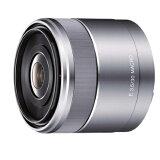 《新货》SONY(索尼)E30mm F3.5 Macro SEL30M35[《新品》 SONY(ソニー) E 30mm F3.5 Macro SEL30M35[ Lens | 交換レンズ ]]