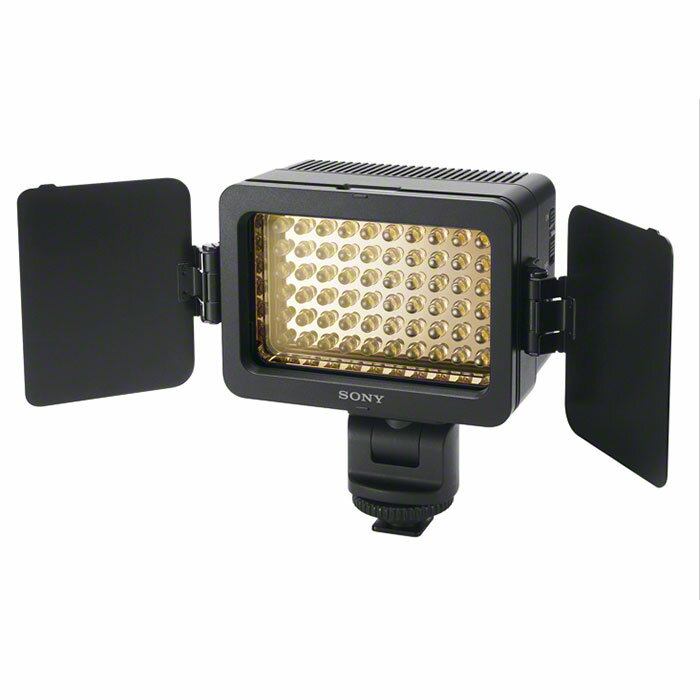 《新品アクセサリー》 SONY(ソニー) LEDバッテリービデオライト HVL-LE1 〔メーカー取寄品〕