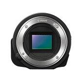 《新品》 SONY(ソニー)ILCE-QX1ボディ [ ミラーレス一眼カメラ | デジタル一眼カメラ | デジタルカメラ ]〔納期未定・予約商品〕