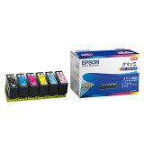 《新品アクセサリー》 EPSON (エプソン) インクカートリッジ クマノミ 6色セット KUI-6CL (対応機種:Colorio EP-879)