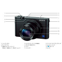 �Կ��ʡ�SONY�ʥ��ˡ���Cyber-shotDSC-RX100M3[�ǥ����륫���]ȯ��ͽ����:2014ǯ5��30��
