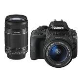 【あす楽】《新品》 Canon(キヤノン) EOS Kiss X7 ダブルズームキット[ デジタル一眼レフカメラ | デジタル一眼カメラ | デジタルカメラ ]