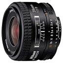 《新品》 Nikon(ニコン) Ai AF Nikkor 35mm F2D Lens 交換レンズ 〔レンズフード別売〕【KK9N0D18P】