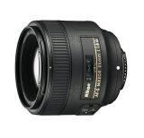 《新品》 Nikon(ニコン) AF-S NIKKOR 85mm F1.8G【marumi EXUSレンズプロテクト67mmプレゼント】[ Lens | レンズ ]【ニッコールレン