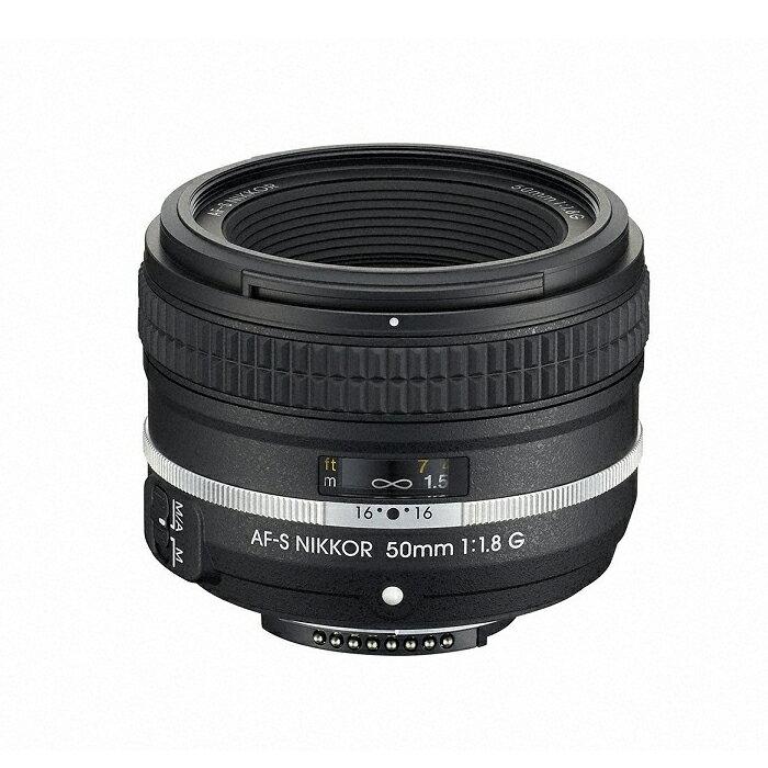 《新品》 Nikon(ニコン) AF-S NIKKOR 50mm F1.8G(Special Edition) [ Lens | 交換レンズ ]【KK9N0D18P】