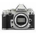 《新品》 Nikon(ニコン) Df ボディ シルバー[ デジタル一眼レフカメラ | デジタル一眼カメラ | デジタルカメラ ]