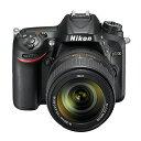 《新品》 Nikon (ニコン) D7200 18-300 VR スーパーズームキット[ デジタル一眼レフカメラ | デジタル一眼カメラ | デジタルカメラ ]※..