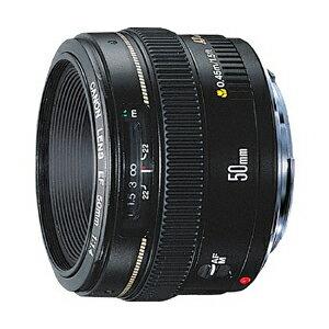 《新品》 Canon(キヤノン) EF50mm F1.4 USM[ Lens | 交換レンズ ]