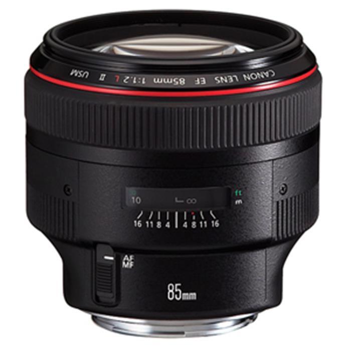 《新品》 Canon(キヤノン) EF85mm F1.2L II USM[ Lens | 交換レンズ ]