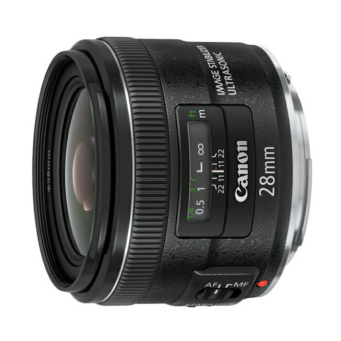 《新品》 Canon(キヤノン) EF28mm F2.8 IS USM[ Lens | 交換レンズ ]