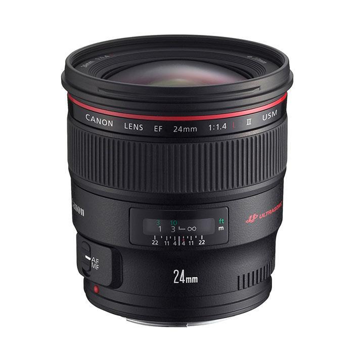 《新品》 Canon(キヤノン) EF24mm F1.4L II USM[ Lens | 交換レンズ ]
