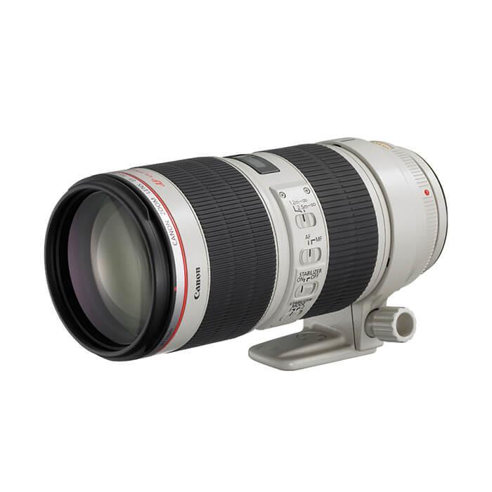 《新品》 Canon(キヤノン) EF70-200mm F2.8L IS II USM[ Lens | 交換レンズ ]