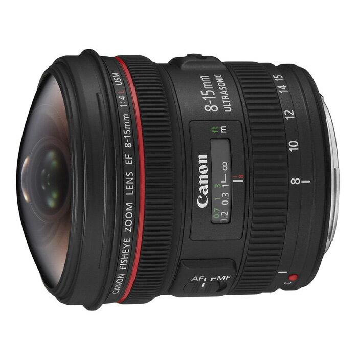 《新品》 Canon(キヤノン) EF8-15mm F4L フィッシュアイ USM[ Lens | 交換レンズ ]