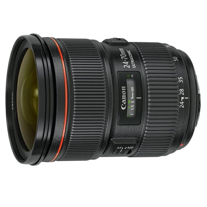 《新品》 Canon(キヤノン) EF24-70mm F2.8L II USM[ Lens | 交換レンズ ]