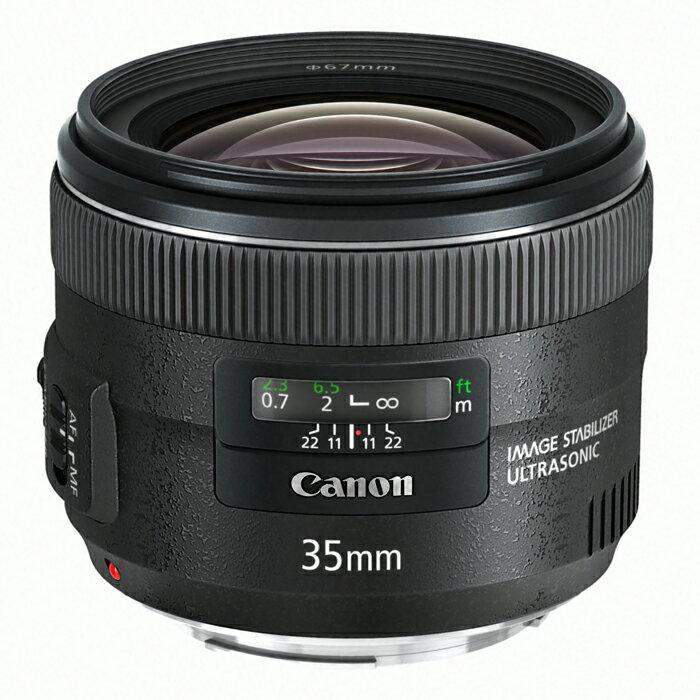 《新品》 Canon(キヤノン) EF35mm F2 IS USM[ Lens | 交換レンズ ]