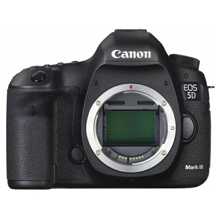 【あす楽】《新品》 Canon(キヤノン) EOS 5D Mark III ボディ[ デジタル一眼レフカメラ | デジタル一眼カメラ | デジタルカメラ ]