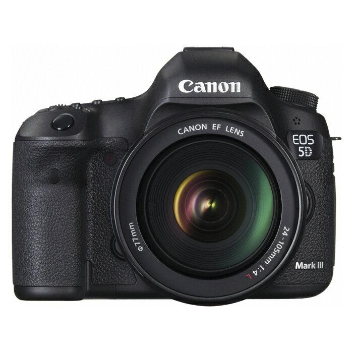 《新品》 Canon(キヤノン) EOS 5D Mark III EF24-105L IS U レンズキット[ デジタル一眼レフカメラ | デジタル一眼カメラ | デジタルカメラ ]