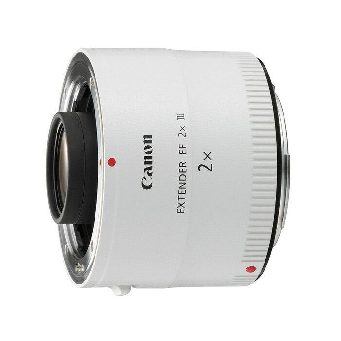 《新品アクセサリー》 Canon(キヤノン) エクステンダーEF2X III[ Lens | 交換レンズ ]