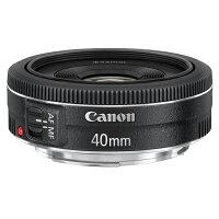 《新品》Canon(キヤノン)EF40mmF2.8STM