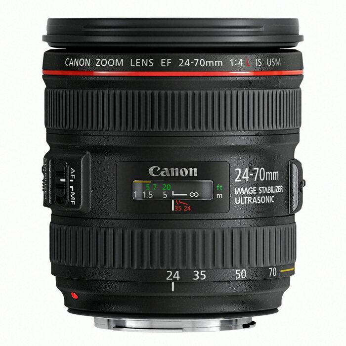 《新品》 Canon(キヤノン) EF24-70mm F4L IS USM[ Lens | 交換レンズ ]