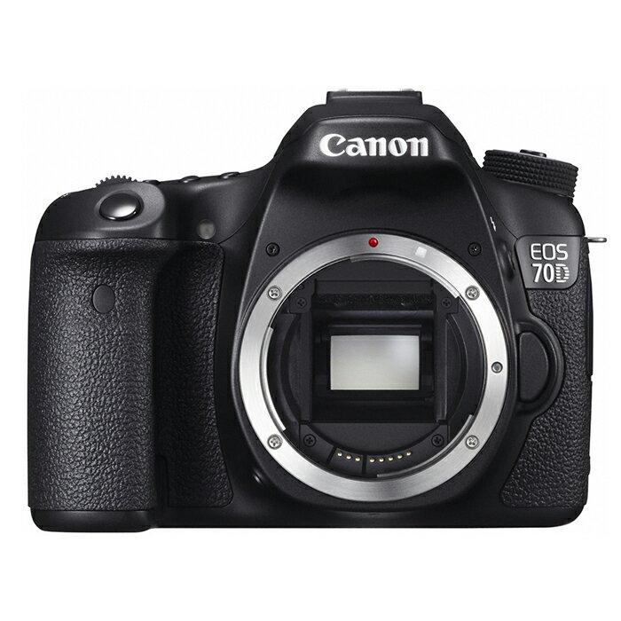 【あす楽】《新品》 Canon(キヤノン) EOS 70D ボディ[ デジタル一眼レフカメラ | デジタル一眼カメラ | デジタルカメラ ]【在庫限り(生産完了品)】