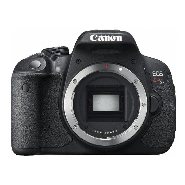 《新品》 Canon(キヤノン) EOS Kiss X7i ボディ[ デジタル一眼レフカメラ | デジタル一眼カメラ | デジタルカメラ ]