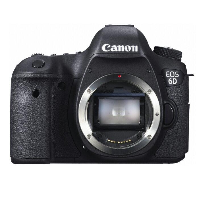 【あす楽】《新品》 Canon(キヤノン) EOS 6D ボディ[ デジタル一眼レフカメラ | デジタル一眼カメラ | デジタルカメラ ]