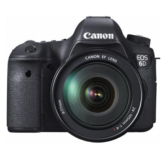 《新品》 Canon(キヤノン) EOS 6D EF24-105L レンズキット[ デジタル一眼レフカメラ | デジタル一眼カメラ | デジタルカメラ ]