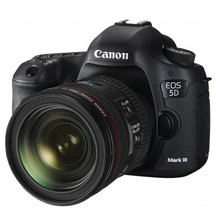 《新品》 Canon(キヤノン) EOS 5D Mark III EF24-70L IS U レンズキット[ デジタル一眼レフカメラ | デジタル一眼カメラ | デジタルカメラ ]