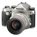 【あす楽】《新品》 PENTAX(ペンタックス) KP + HD DA20-40mm F2.8-4ED Limited セット シルバー 〔マップカメラオリジナルセット〕【SanDisk ExtremePRO SDHCカード UHS-I 32GB プレゼント】[ デジタル一眼レフカメラ | デジタル一眼カメラ | デジタルカメラ ]