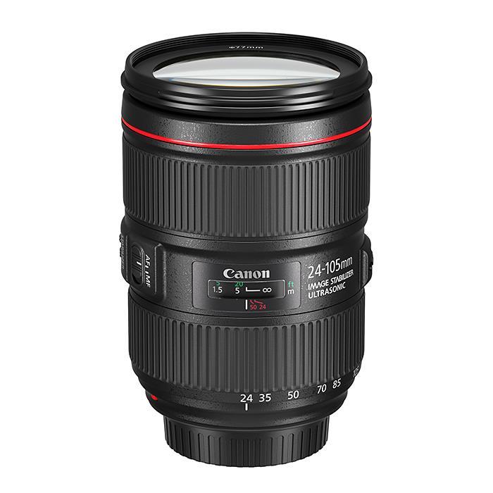 《新品》 Canon(キヤノン) EF24-105mm F4L IS II USM[ Lens | 交換レンズ ]〔納期未定・予約商品〕 【EOS 5D Mark IV ボディご購入者限定¥30,000-キャッシュバック】