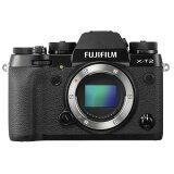【あす楽】《新品》 FUJIFILM (フジフイルム) X-T2 ボディ【対象レンズとの同時購入で最大¥30,000-キャッシュバック】[ ミラーレス一眼カメラ | デジタル一眼カメラ | デジタルカメラ ][本気のハイエンドモデル特集]【KK9N0D18P】