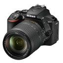 《新品》Nikon (ニコン) D5600 18-140 VR レンズキット【¥5,000-キャッシュバック対象/交換レンズと同時購入でさらに増額】[ デジタル一眼レフカメラ | デジタル一眼カメラ | デジタルカメラ ] [小型軽量レンズ交換式カメラ特集]【KK9N0D18P】