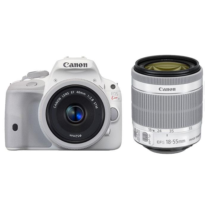 《新品》 Canon(キヤノン) EOS Kiss X7 ダブルレンズキット II [ デジタル一眼レフカメラ | デジタル一眼カメラ | デジタルカメラ ]