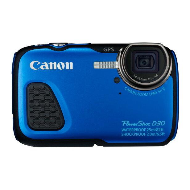 《新品》 Canon(キヤノン) PowerShot D30 [ コンパクトデジタルカメラ ]