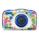 《新品》 Nikon(ニコン) COOLPIX W100 マリン [ コンパクトデジタルカメラ ]