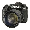 《新品》 PENTAX K-1 + HD D FA 24-70mm F2.8 ED SDM WR セット 〔マップカメラオリジナルセット〕【GRAMAS Extra Glass/K-1パーフェクトガイドブックプレゼント】[ デジタル一眼レフカメラ   デジタル一眼カメラ   デジタルカメラ ]